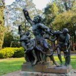 Laocoonte e seus Filhos.