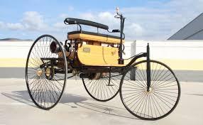 (Roteiro) Primeiro carro Mercedes-Benz
